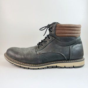 ROAN MIKE CHUKKA HIGH TOP LACE UP BOOT